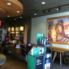 Photo taken at Starbucks by Becky S. on 10/20/2012