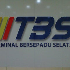 Photo taken at Terminal Bersepadu Selatan (TBS) / Integrated Transport Terminal (ITT) by PakCik S. on 5/2/2013