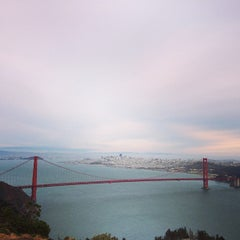 Photo taken at Marin Headlands by Philip W. on 3/18/2013