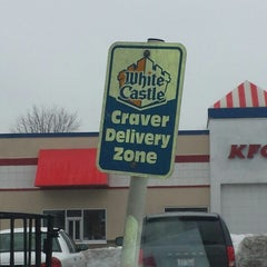 Photo taken at White Castle by Dale G. on 2/20/2014