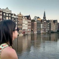 Photo taken at Amsterdam by Patrícia C. on 7/1/2015