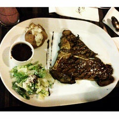 Photo taken at Laman Grill Steak & Bar-B-Que by nabilla n. on 12/29/2012
