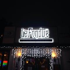 Photo taken at La Fondue by Isabelle N. on 12/30/2014