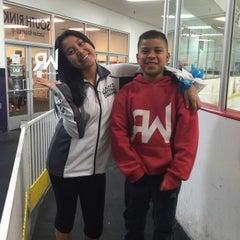 Photo taken at Las Vegas Ice Center by Robert S. on 3/10/2015