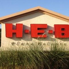 Photo taken at H-E-B plus! by Patrizio K. on 6/27/2013