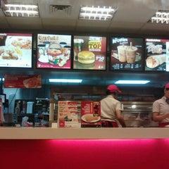 Photo taken at KFC by Rye D. on 10/4/2012