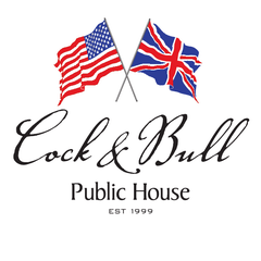 Photo taken at Cock & Bull Public House Glendale Village by Cock & Bull Public House on 3/25/2014