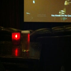 Photo taken at Roxy Bar and Screen by Glenn S. on 11/20/2012