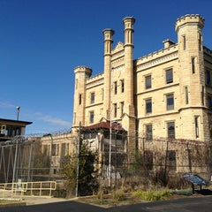 Photo taken at Old Joliet Prison by Anthony R. on 11/4/2012