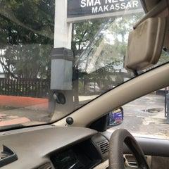 Photo taken at SMA Negeri 1 Makassar by Lauradiah D. on 4/11/2016