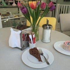 Photo taken at Primrose Bakery by Camilla G. on 5/14/2014