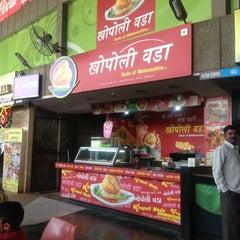 Photo taken at Food Hub by Anupam G. on 3/10/2013