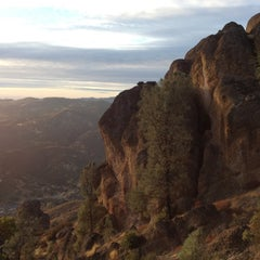 Photo taken at Pinnacles National Park by Greg T. on 10/22/2012