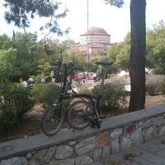Photo taken at Μονή Δαφνίου (Monastery of Daphni) by Kostas on 10/21/2012
