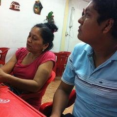 Photo taken at Señor Tlayuda by Cesar R. on 2/27/2013