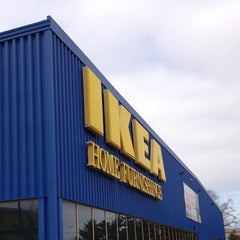 Photo taken at IKEA Long Island by Donfico on 4/11/2013