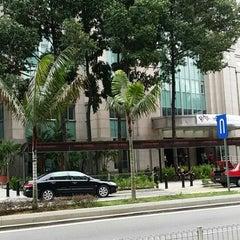 Photo taken at Pusat Bandar Damansara by ReixyRudy on 8/29/2014