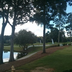 Photo taken at River Run Golf and Country Club by Doug L. on 9/6/2014