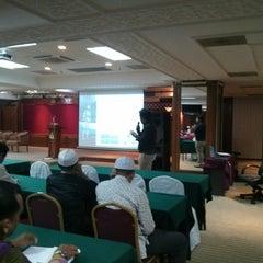 Photo taken at Pejabat Setiausaha Kerajaan (SUK) Negeri Kelantan by Shahrul Azwan on 11/6/2014