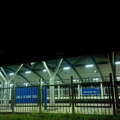Photo taken at KTM Komuter Kuala Kubu Bharu (KA14) Station by Aiman Zhafransyah on 2/28/2014