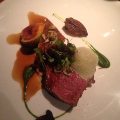 Photo taken at Bommie Restaurant by John O. on 6/14/2014