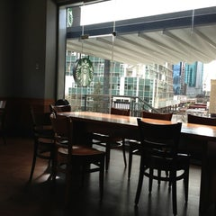Photo taken at Starbucks Coffee by Diego M. on 3/10/2013