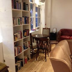 Photo taken at Book Exchange by Veneta N. on 4/7/2014