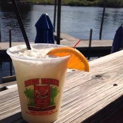 Photo taken at Rum River Tiki by Stephanie L. on 5/18/2014