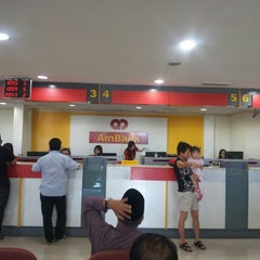Photo taken at AmBank by Mahapson M. on 10/18/2013