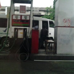 Photo taken at Pom bensin rawasari by Hilmar A. on 1/7/2013