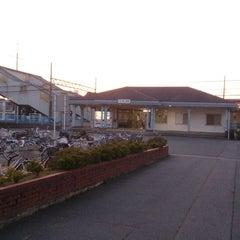 Photo taken at 鼓ヶ浦駅 (Tsuzumigaura Sta.) by つじやん 全. on 5/9/2014