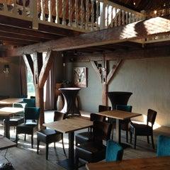 Photo taken at Grand Restaurant Belle by Glenn v. on 10/11/2012