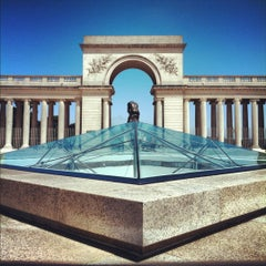 Photo taken at California Palace of the Legion of Honor by Natalia U. on 11/28/2012