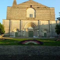 Photo taken at Chiesa di San Fortunato by Iolanda T. on 6/3/2014