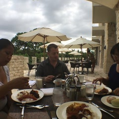 Photo taken at Vintana, Shangri-La's Boracay Resort & Spa by Jaycee R. on 11/25/2015