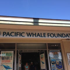 Photo taken at Pacific Whale Foundation by Peter G. on 2/16/2013