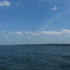 Photo taken at Trout Lake by Brandon J H. on 7/5/2013
