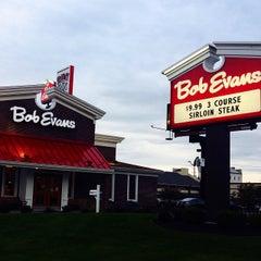 Photo taken at Bob Evans Restaurant by Alex G. on 10/21/2013