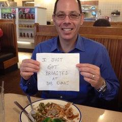 Photo taken at Bob Evans Restaurant by Alex G. on 10/20/2014