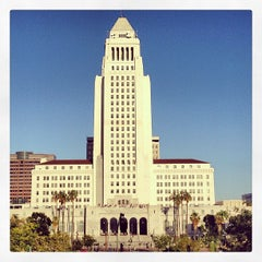 Photo taken at Los Angeles City Hall by Hans H. on 6/17/2013