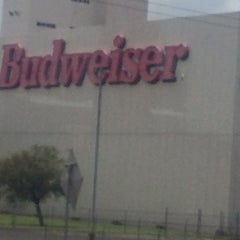 Photo taken at Anheuser-Busch by Christopher P. on 4/2/2014