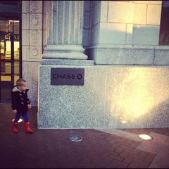 Photo taken at Chase Bank by Kasey S. on 12/16/2012