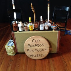 Photo taken at Bourbons Bistro by Bernie L. on 5/19/2014