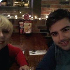 Photo taken at Uno Pizzeria & Grill - Boston by Luciano B. on 1/1/2015