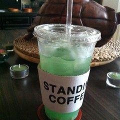 Photo taken at STANDING COFFEE by J. Fco L. on 5/25/2013