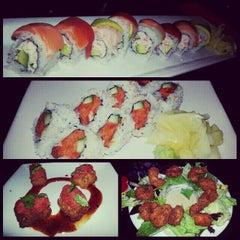 Photo taken at RA Sushi Bar Restaurant by Pauline N. on 1/6/2013