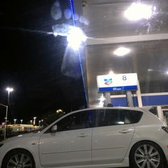 Photo taken at Chevron by Kenneth W. on 11/26/2012