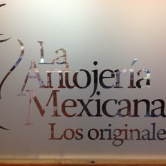 Photo taken at Antojería Mexicana by ndrés on 11/23/2012