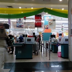 Photo taken at Carrefour by NIA T. on 5/29/2014