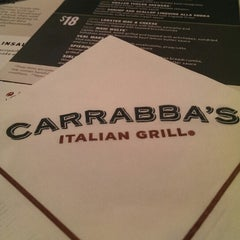Photo taken at Carrabba's Italian Grill by Jasmine T. on 5/20/2014